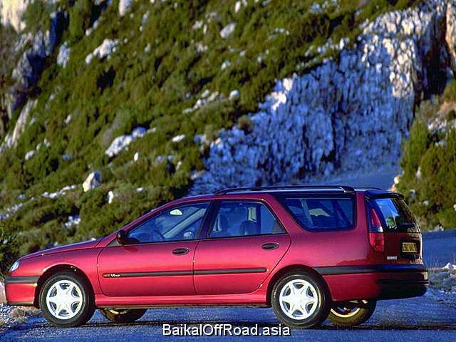 Renault Laguna Grandtour 1.8 (90Hp) (Механика)