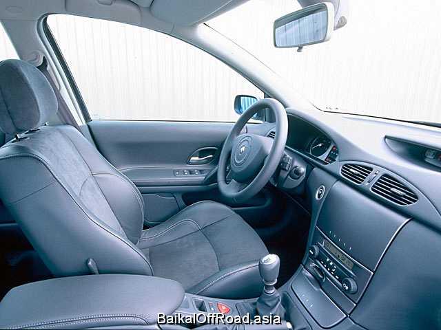 Renault Laguna 2.0 i T 16V (165Hp) (Механика)