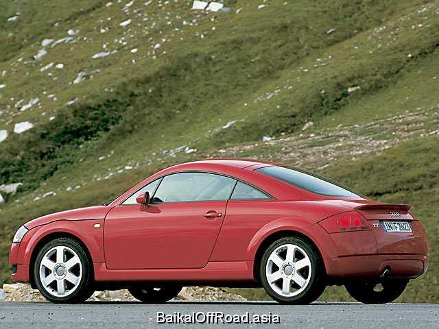 Audi TT 1.8 T quattro (180Hp) (Механика)