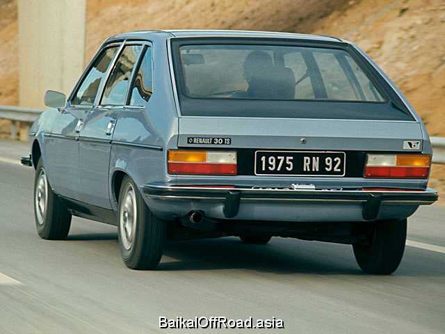 Renault 30 2.6 TX (143Hp) (Автомат)