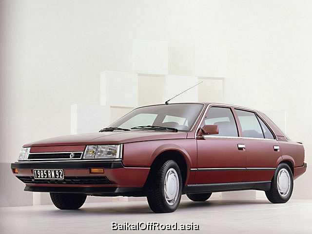 Renault 25 2.5 i V6 Turbo (210Hp) (Механика)