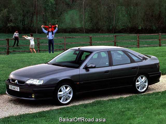 Renault Safrane 3.0 V6 (167Hp) (Автомат)