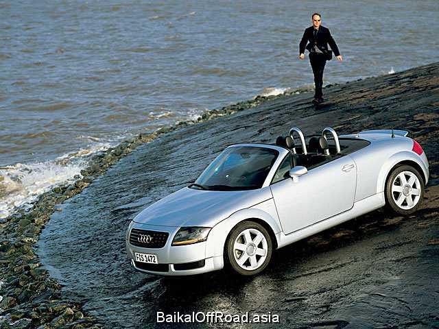 Audi TT Roadster 1.8 T quattro (180Hp) (Механика)