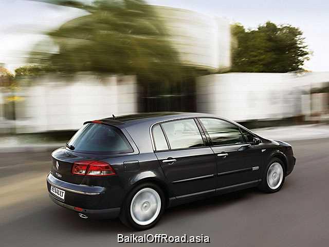 Renault Vel Satis 2.0 T (163Hp) (Автомат)