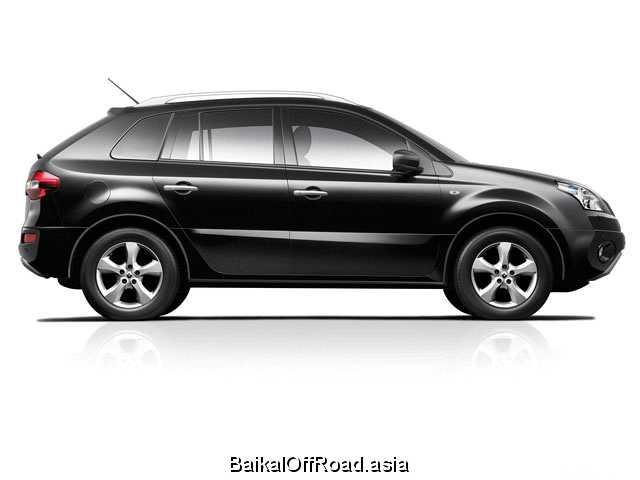 Renault Koleos 2.0 dCi (150Hp) (Автомат)