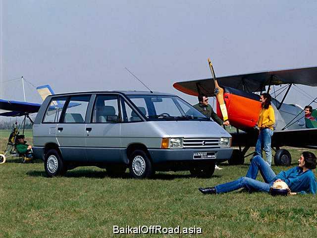 Renault Espace 2.0 i (118Hp) (Механика)