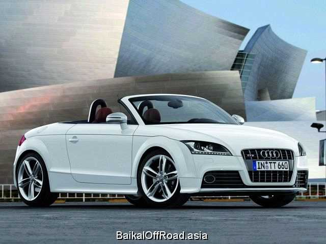 Audi TTS Coupe 2.0 TFSI quattro (272Hp) (Механика)