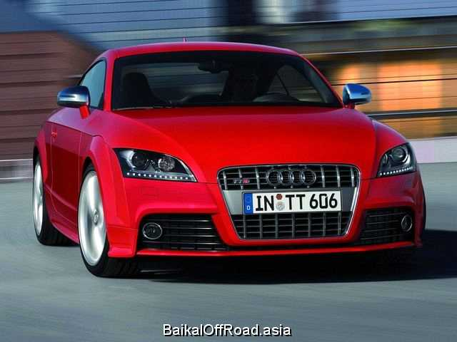 Audi TTS Coupe 2.0 TFSI quattro (272Hp) (Автомат)