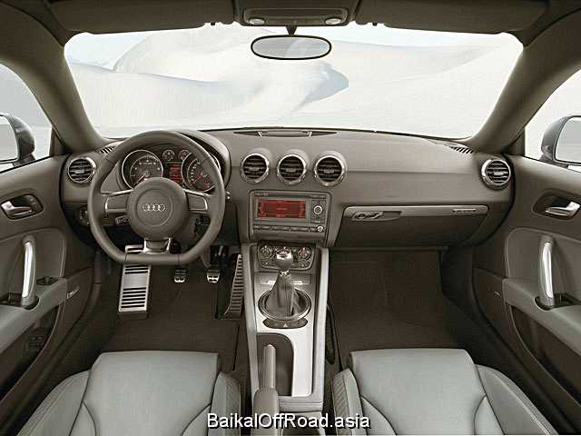 Audi TT 2.0 TDI quattro (170Hp) (Механика)