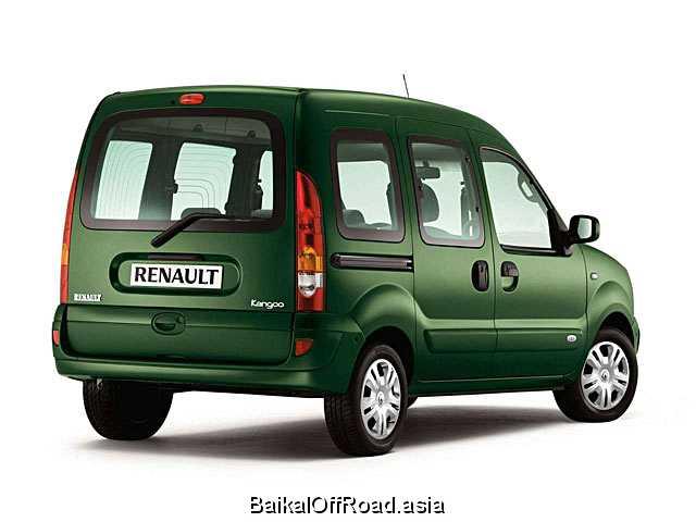 Renault Modus 1.2 i 16V (65Hp) (Механика)