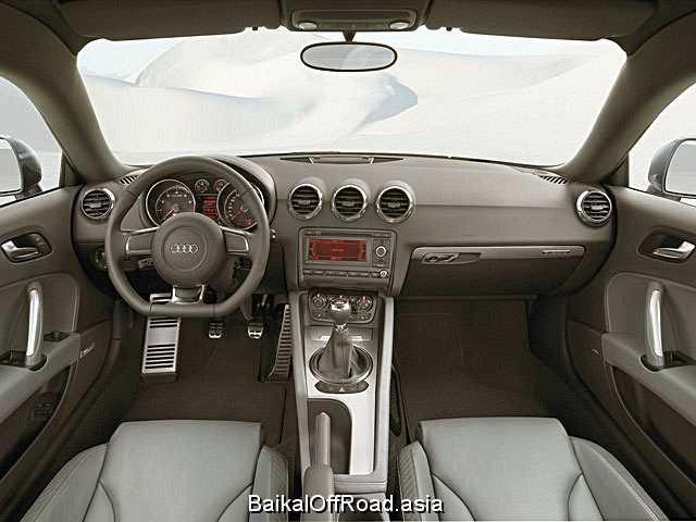 Audi TT 3.2 i V6 24V quattro (250Hp) (Механика)