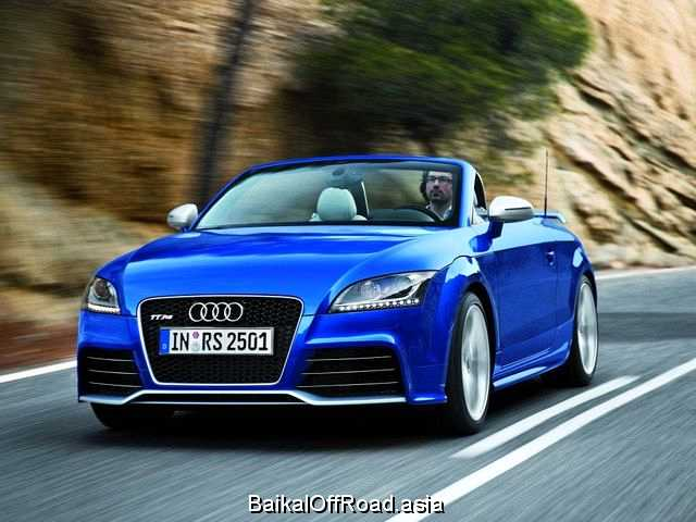 Audi TT RS 2.5 TFSI quattro (340Hp) (Механика)