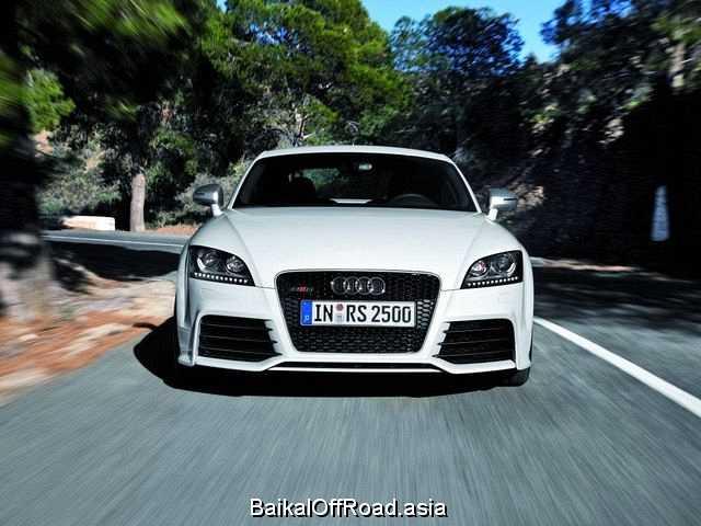 Audi TT RS 2.5 TFSI quattro (340Hp) (Автомат)