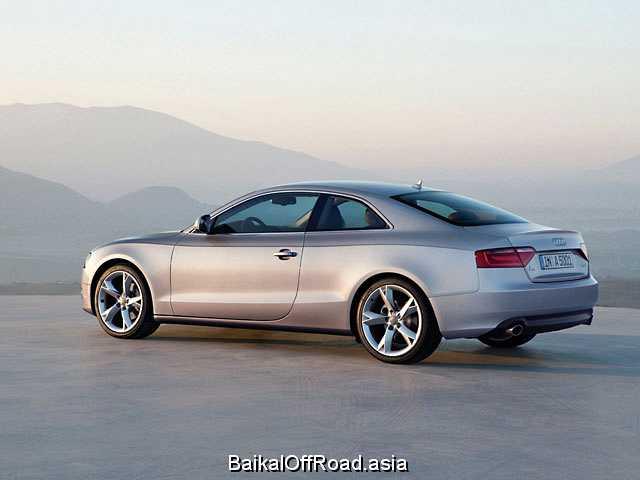 Audi A5 2.7 TDI (190Hp) (Вариатор)