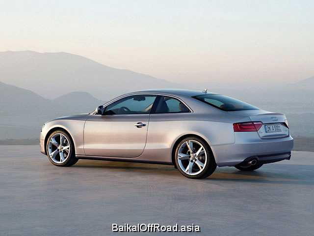 Audi A5 3.2 FSI (265Hp) (Механика)