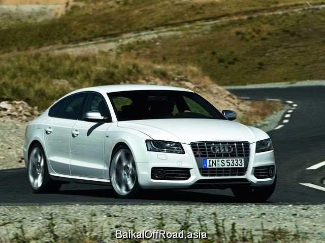 Audi S5 4.2 V8 FSI (354Hp) (Механика)