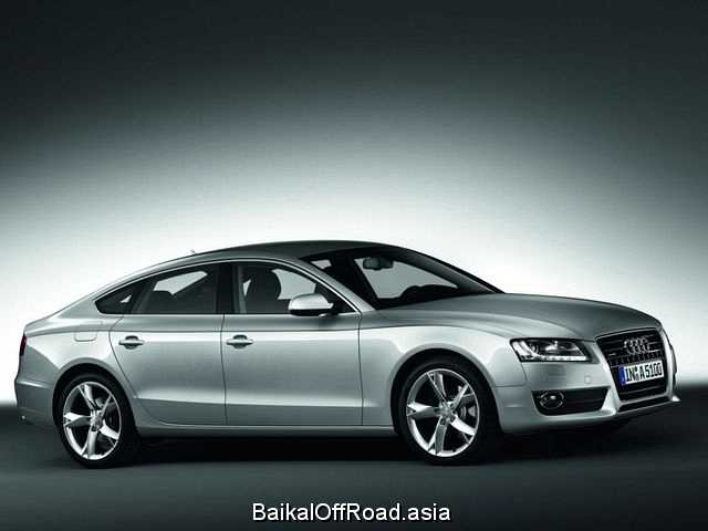 Audi A5 Sportback 2.0 TFSI (180Hp) (Вариатор)