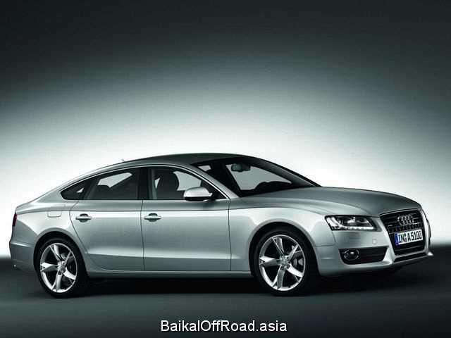 Audi A5 Sportback 2.0D (143Hp) (Вариатор)