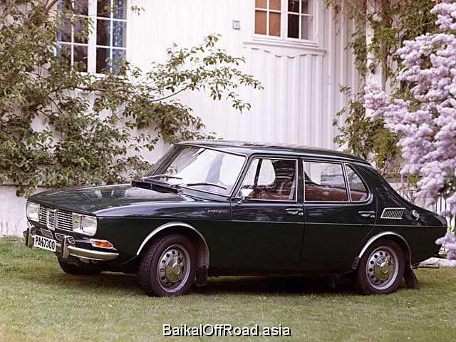 Saab 99 2.0 GL (100Hp) (Автомат)