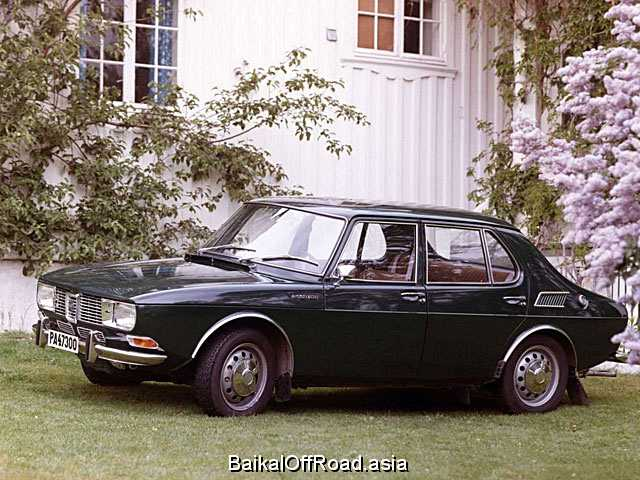 Saab 99 Combi Coupe 2.0 (107Hp) (Механика)