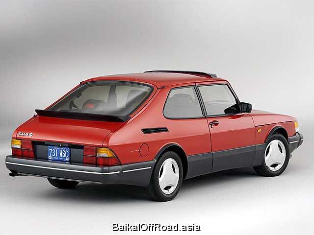 Saab 900 Combi Coupe 2.1 -16 (136Hp) (Автомат)