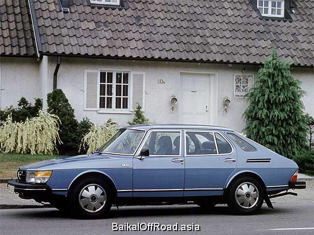 Saab 900 2.0 i 16V (126Hp) (Механика)