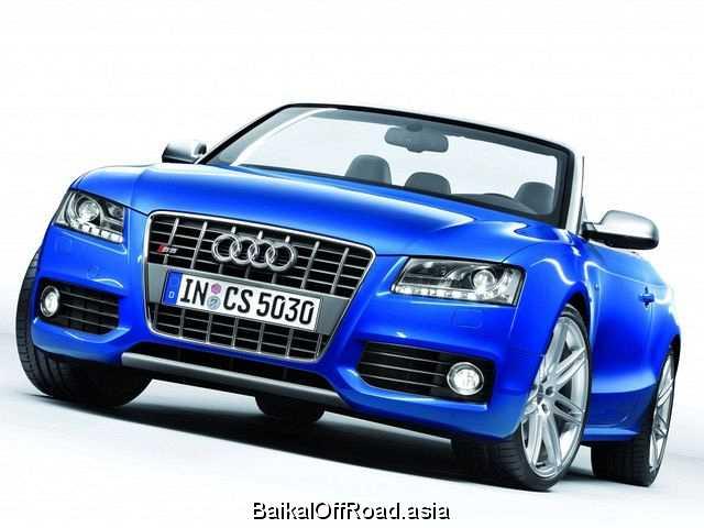 Audi A5 Cabriolet 1.8 TFSI (160Hp) (Вариатор)