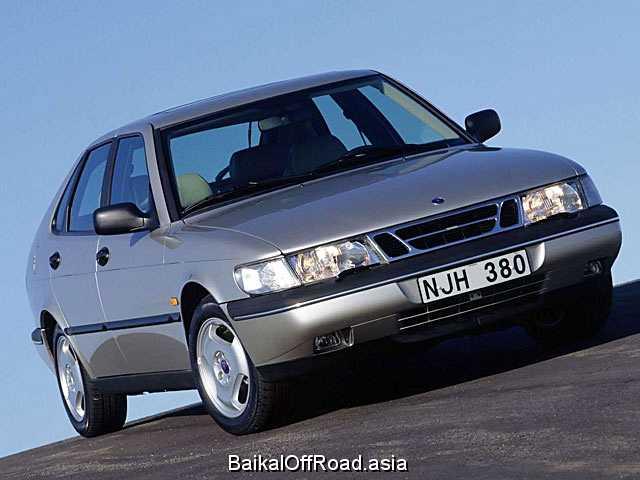 Saab 900 2.3 -16 (150Hp) (Механика)