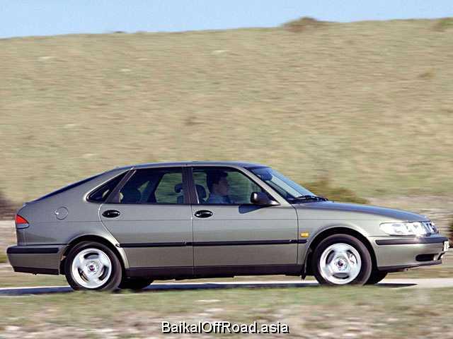 Saab 9-3 2.0 i SE (130Hp) (Механика)