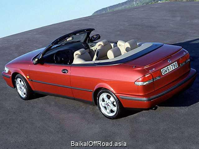 Saab 9-3 Convertible 2.3 i (150Hp) (Механика)