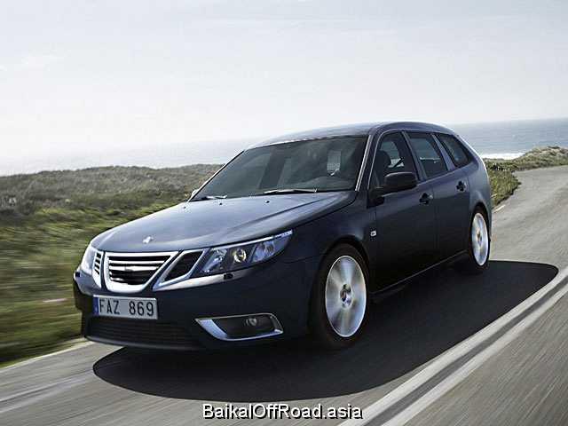 Saab 9-3 Sport Combi 2.0 i 16V T (211Hp) (Механика)