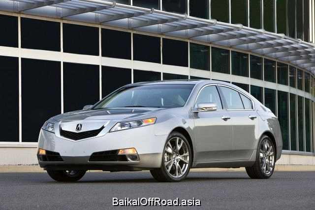 Acura TSX 2.4 i 16V (203Hp) (Механика)