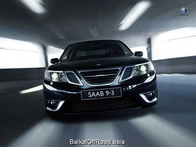 Saab 9-3 Wagon (facelift) 2.8T (255Hp) (Автомат)