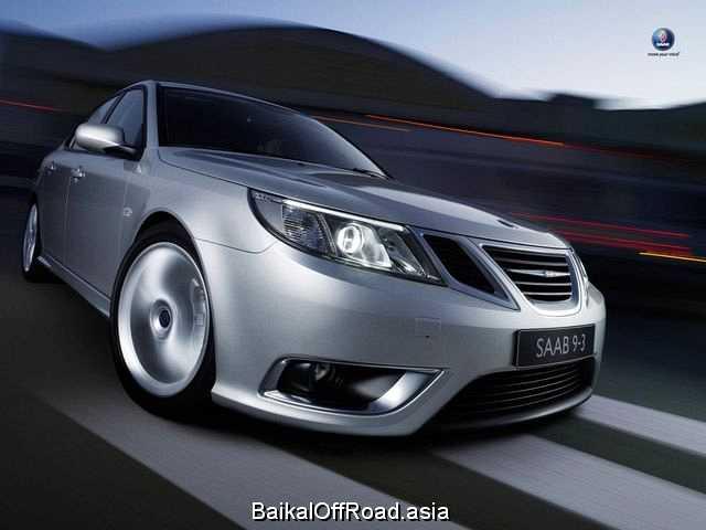Saab 9-3 (facelift) 2.0T (150Hp) (Автомат)
