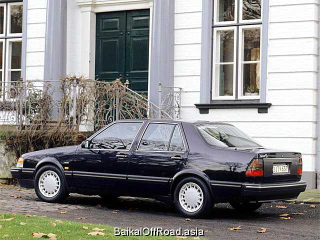 Saab 9000 2.0 Turbo (165Hp) (Механика)