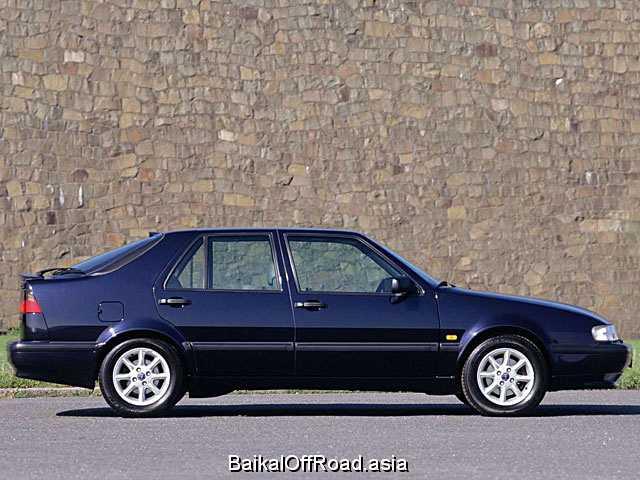 Saab 9000 Hatchback 2.3 Turbo (200Hp) (Механика)