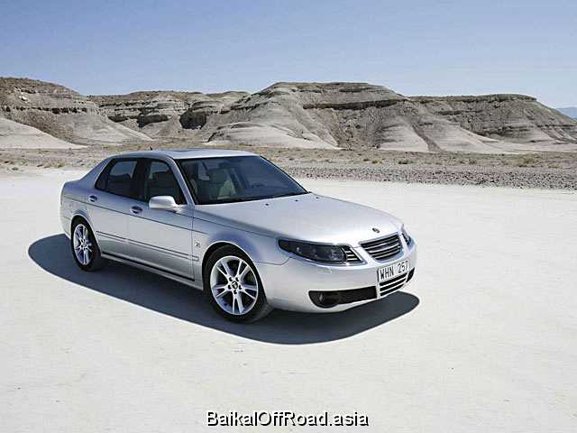 Saab 9-5 2.3 t (185Hp) (Механика)