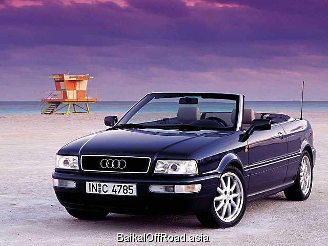 Audi Cabriolet 2.6 V6 (150Hp) (Механика)