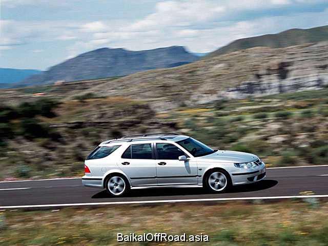 Saab 9-5 Wagon 2.3 t (185Hp) (Механика)