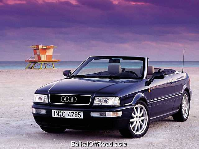 Audi Cabriolet 2.8 E (174Hp) (Механика)