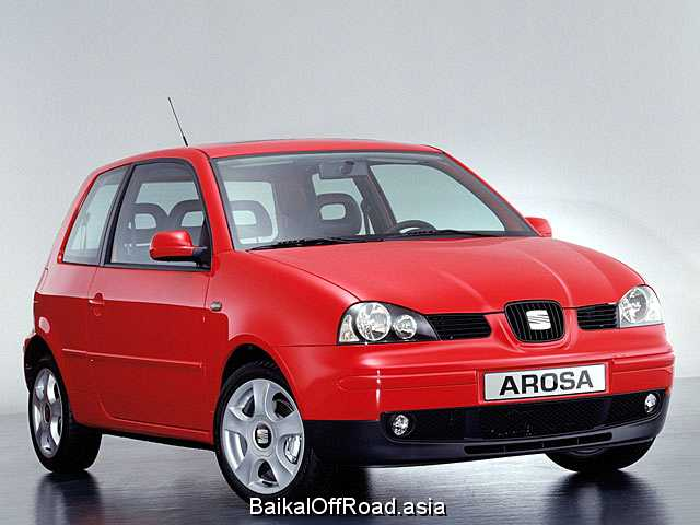 Seat Arosa 1.4 16V (100Hp) (Механика)