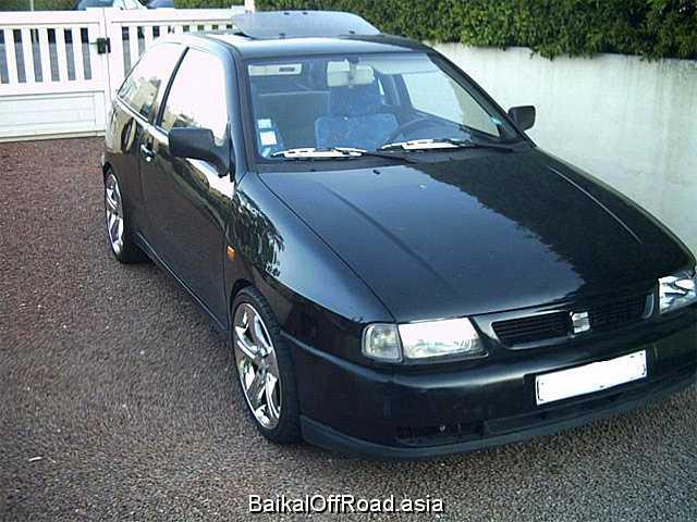 Seat Ibiza 1.8 T 20V (156Hp) (Механика)
