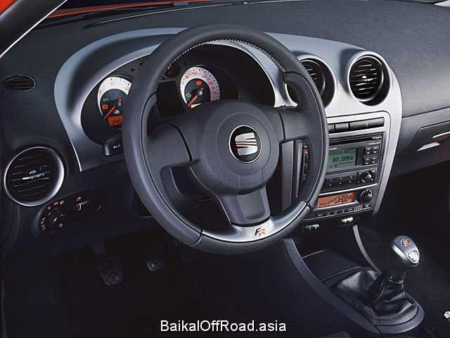 Seat Ibiza 1.4 16V (100Hp) (Механика)