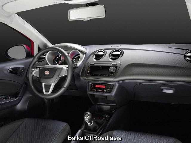 Seat Ibiza Hatchback 1.4 TDI (80Hp) (Автомат)