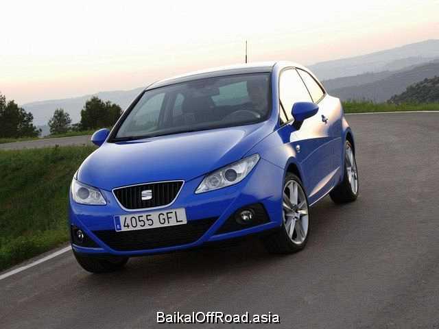 Seat Ibiza SC 1.4 TDI (80Hp) (Механика)