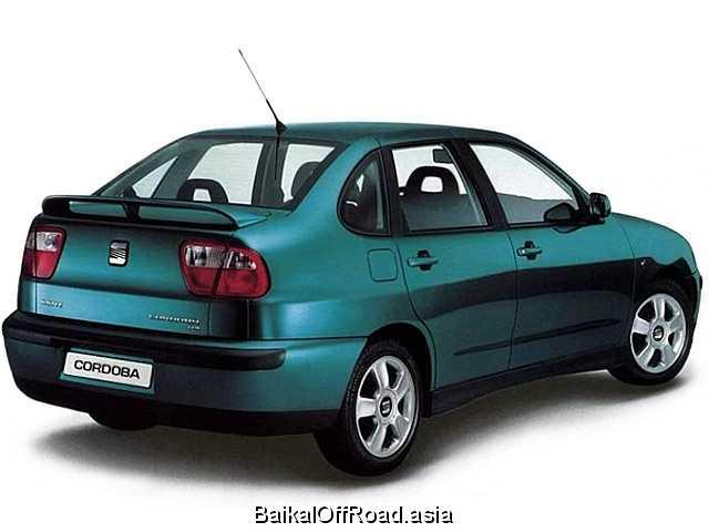 Seat Cordoba 1.6 (101Hp) (Автомат)