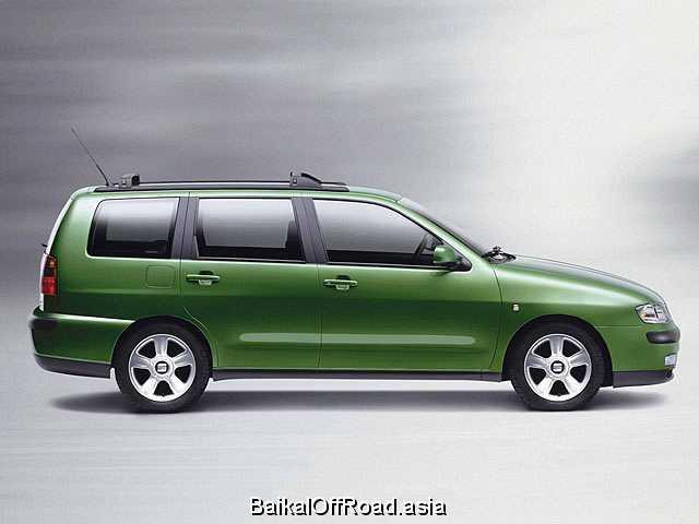 Seat Cordoba Vario 1.9 SDI (68Hp) (Механика)