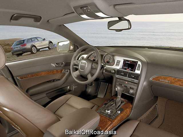 Audi Allroad 3.2 FSI quattro (255Hp) (Механика)