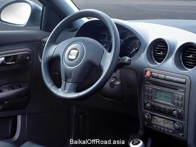 Seat Cordoba Sedan 2.0 (115Hp) (Механика)
