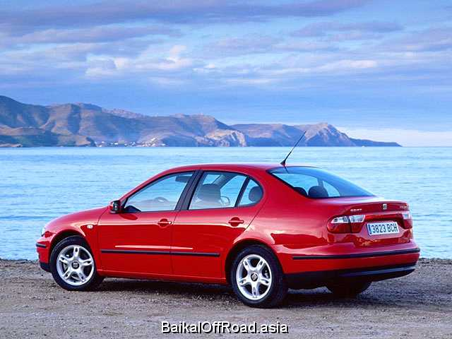 Seat Toledo 1.8 20V (125Hp) (Автомат)